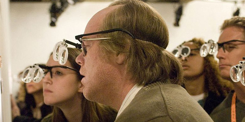 Synecdoche, New York.